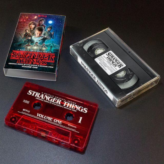 colonna sonora di stranger things