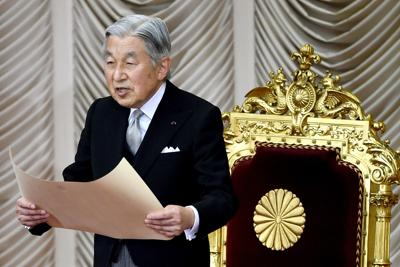 Giappone: approvata legge per l'abdicazione dell'imperatore