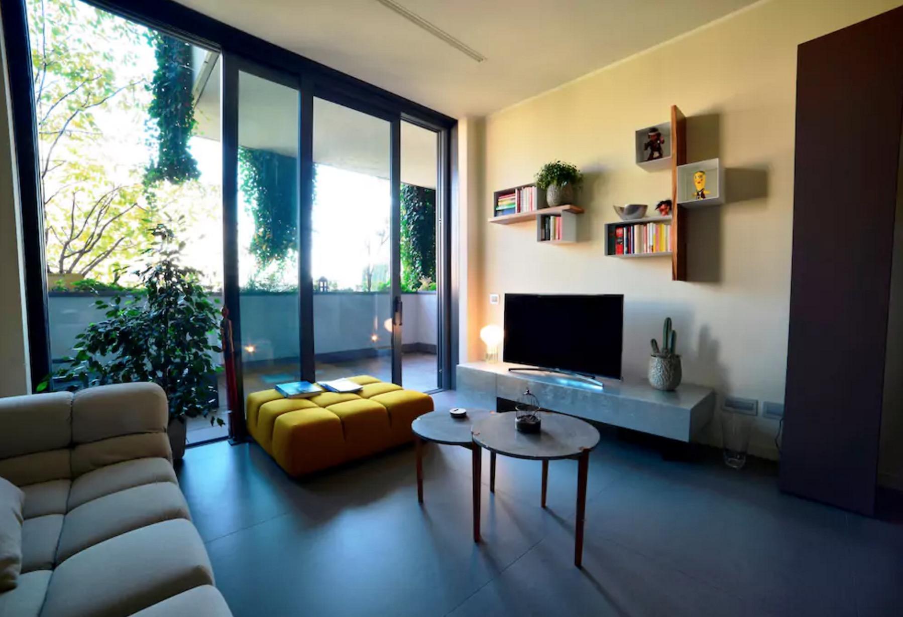 un appartamento nel bosco verticale di milano in affitto