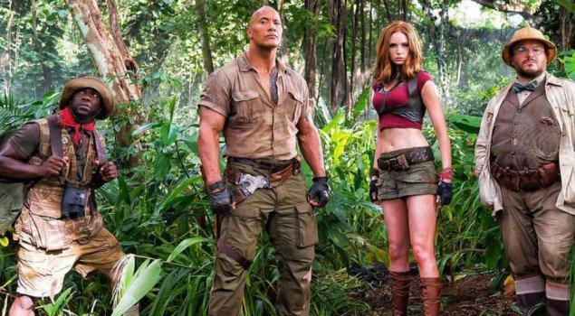 Jumanji: Jack Black rivela dettagli spoilerosi sul sequel