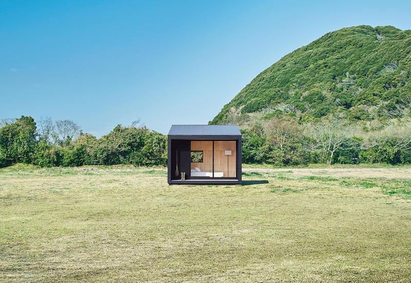 Muji propone una casa portatile per vivere in luoghi da for Oggetto design casa