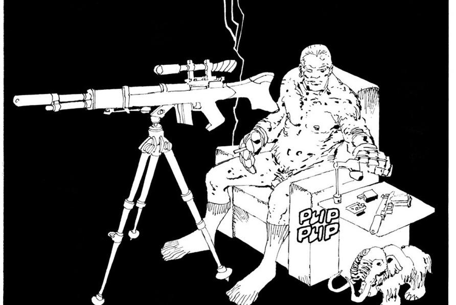 Sin City di Frank Miller diventerà una serie tv