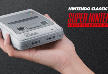 super nintendo mini