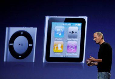 ipod nano e shuffle