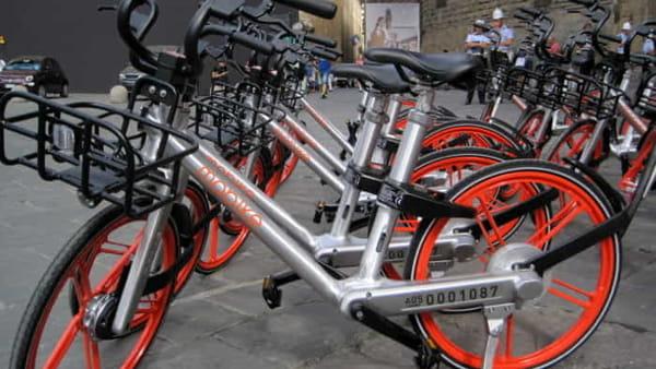 Mobike il nuovo bike sharing di milano con bici che for Mobile milano bike sharing