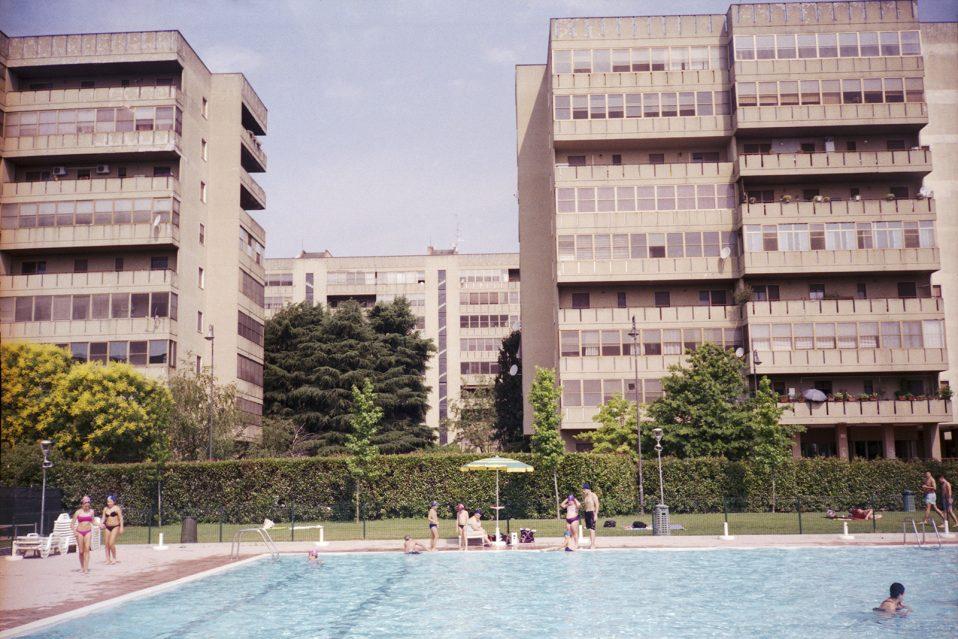 Le piscine di milano immortalate dal fotografo stefan - Piscine di milano ...