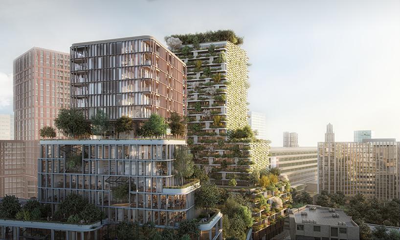 Il bosco verticale di stefano boeri arriva anche ad for Bosco verticale architetto
