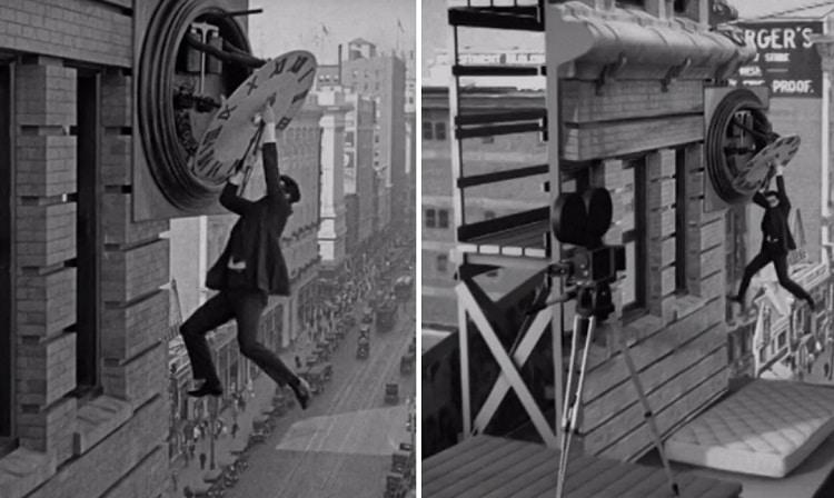 Queste GIF mostrano come si facevano gli effetti speciali nei film muti