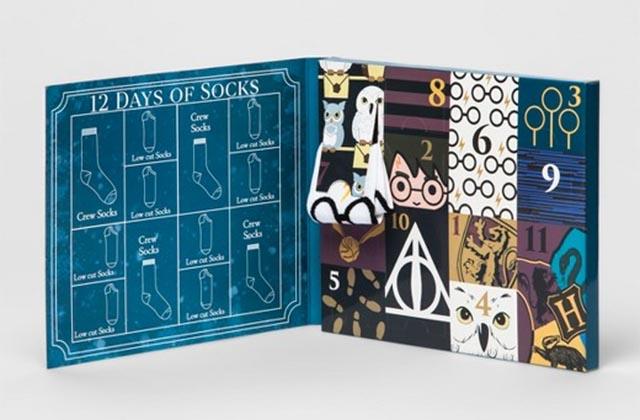 Calendario Dellavvento Harry Potter Funko.Il Calendario Dell Avvento Con Le Calze Di Harry Potter Al