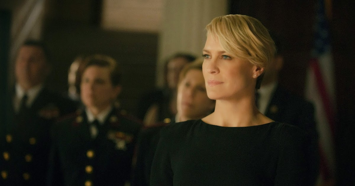 House of Cards: per la stagione finale fuori Kevin Spacey, la protagonista è Robin Wright