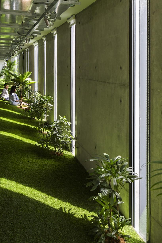L 39 ufficio verde per stimolare la creativit darlin magazine for Ufficio verde