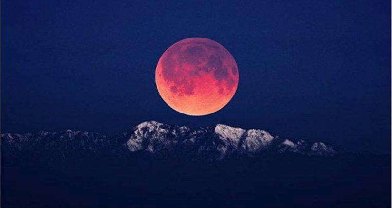 red moon tonight illinois - photo #19