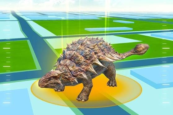 Jurassic World Alive è il Pokémon GO di Jurassic Park