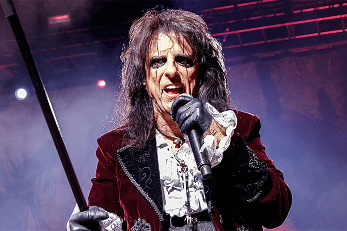 Alice Cooper: la comparsa nel video di Jesus Christ Superstar nei panni di Erode! | Darlin Magazine