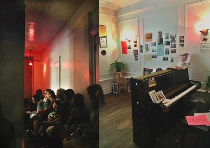Il suo piccolo appartamento il pi segreto jazz bar di for Appartamento piu costoso new york