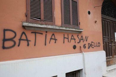 Scriveva frasi d 39 amore sui muri a se stesso denunciato - Frasi sui muri di casa ...