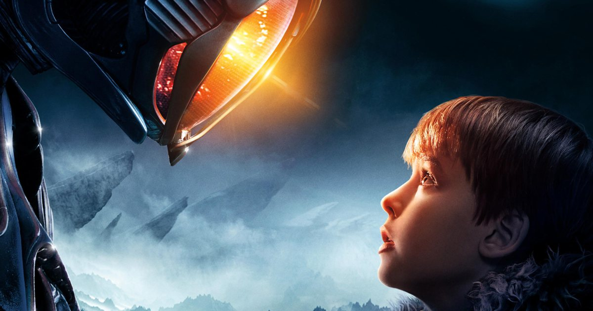 Lost in Space: online il trailer italiano della serie TV Netflix