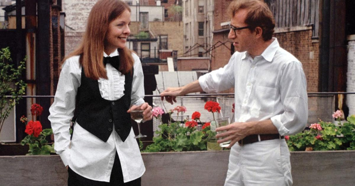 Risultati immagini per io e annie film 1977