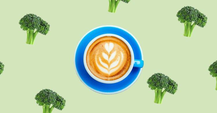Arriva il caffè ai broccoli: toccasana per la salute