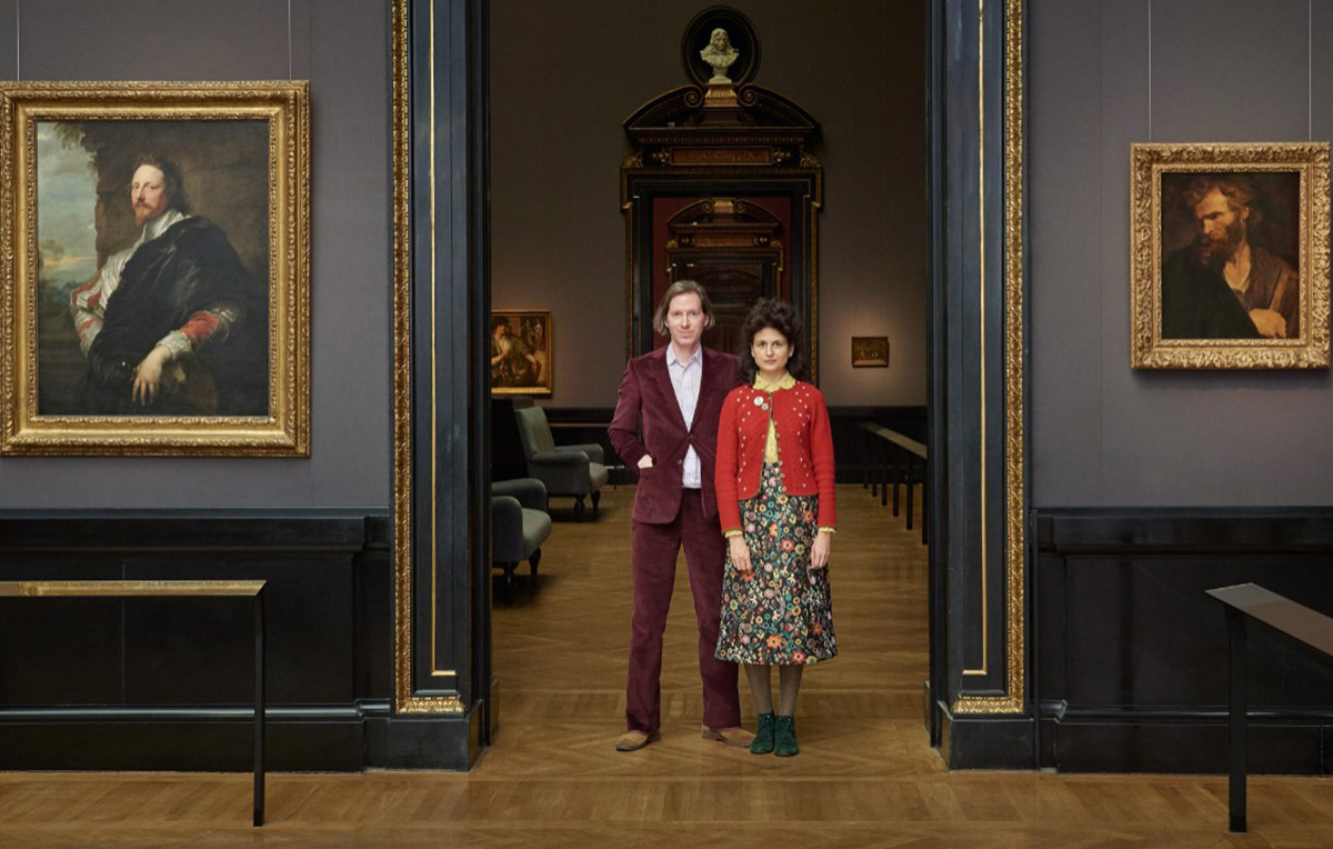 wes anderson Kunsthistorisches museum