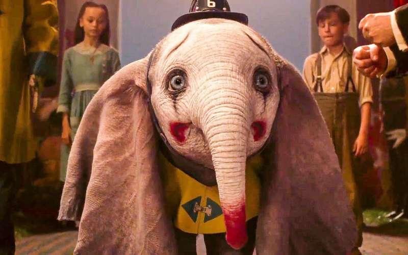Dumbo, rilasciato un nuovo trailer del film di Tim Burton