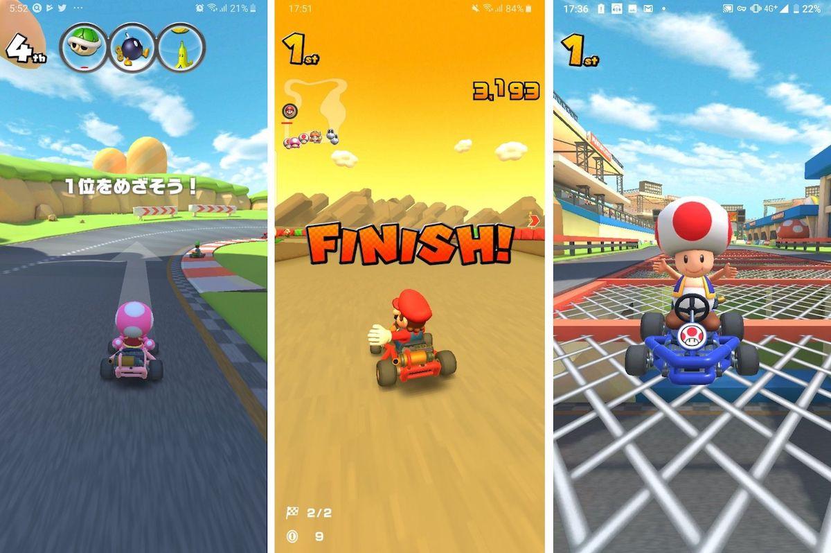 Arriva Mario Kart sugli smartphone