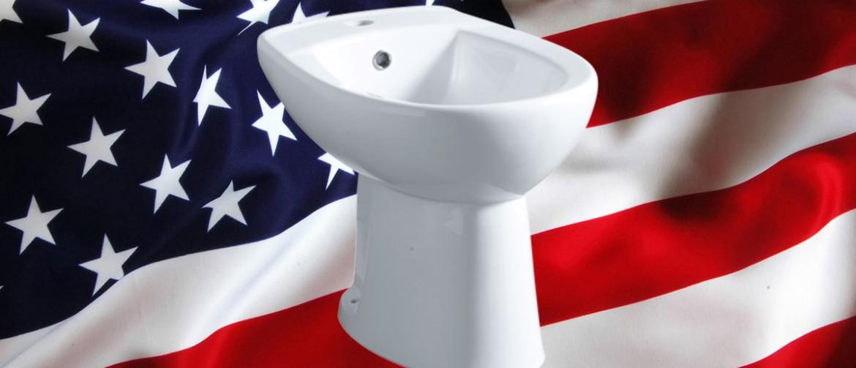 Dopo 300 anni gli americani hanno scoperto il bidet e lo vogliono tutti