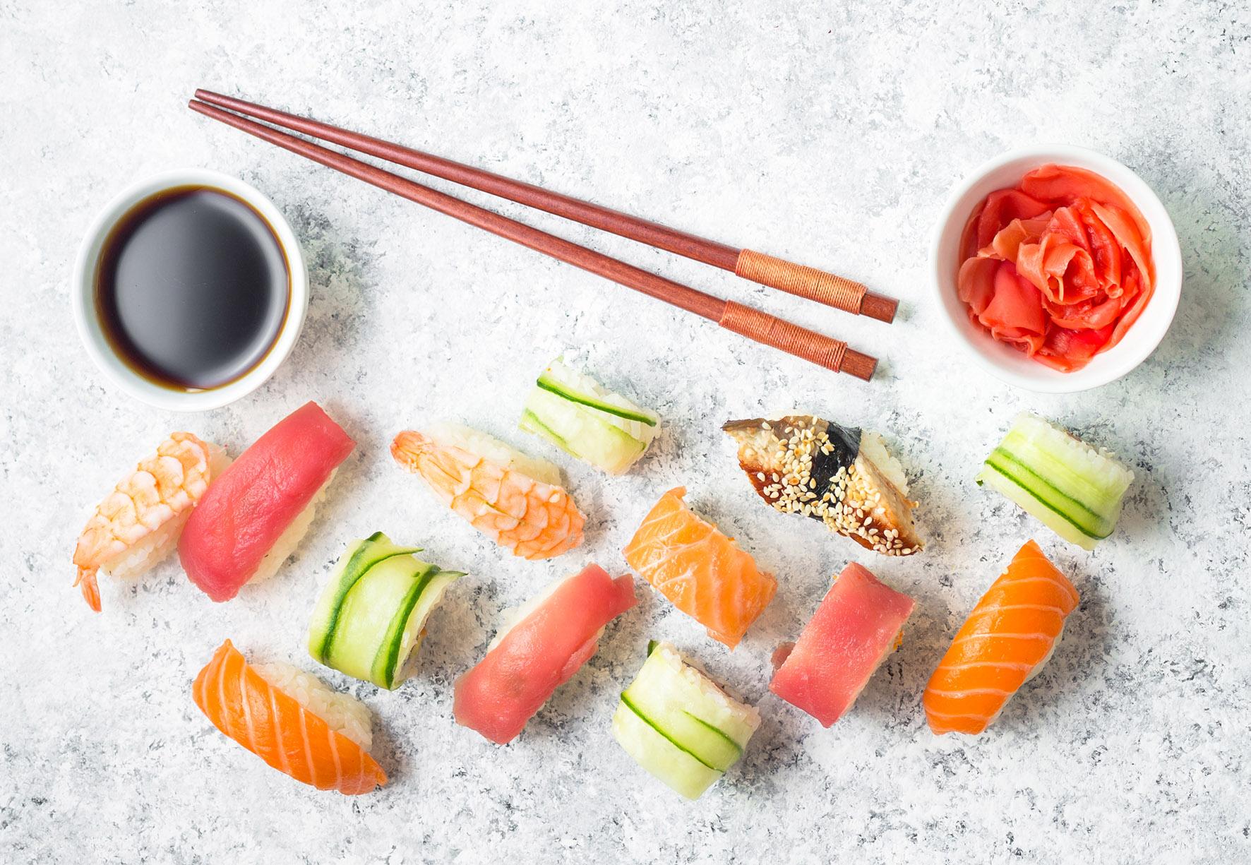Oggi è il Sushi Day, trend sempre più in crescita in Italia