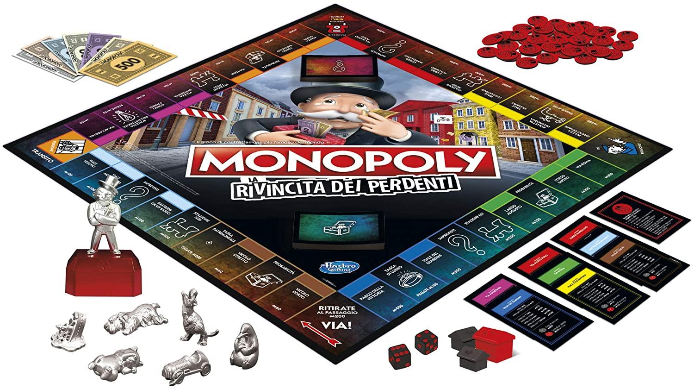 Arriva il Monopoly in cui vince chi perde
