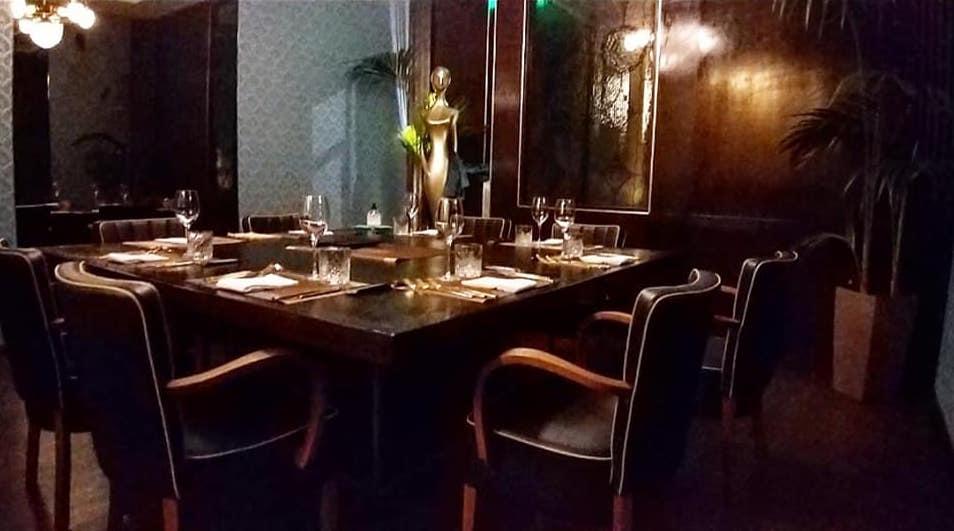 Apre a Milano il ristorante con un tavolo solo